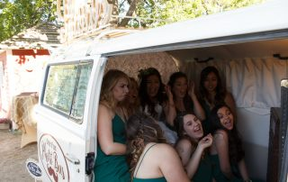 idaho wedding photo bus